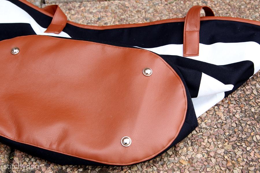 stitchydoo: Taschenspieler 2 Sew Along | Markttasche