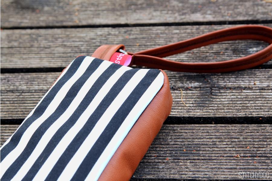 Taschenspieler 2 Sew Along | Miniorganizer von stitchydoo