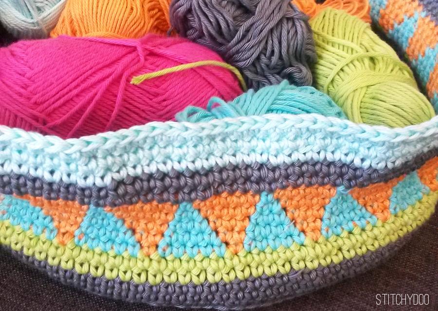 Häkeltasche | Taschen Crochetalong