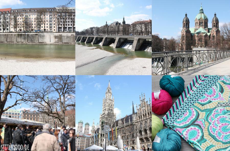 stitchydoo: Instagram-Rückblick | Mein März & ein verlängertes Wochenende in München