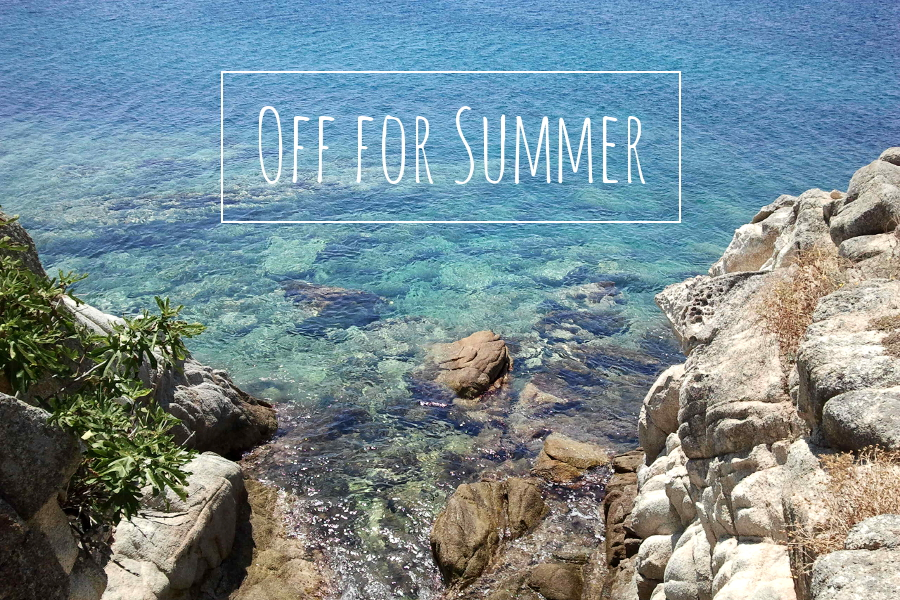 stitchydoo: Sommerpause   Off for Summer