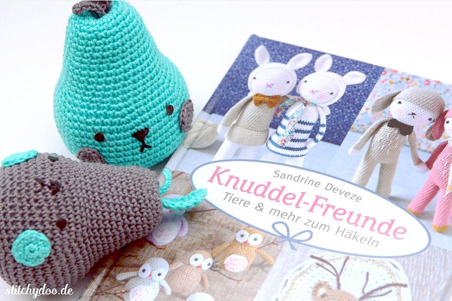 Lust auf Birnen? | Pirum Parum Häkel-Minis // gehäkelte Birnen - Tendre crochet